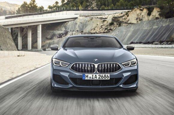 BMW 8 serijos kupė