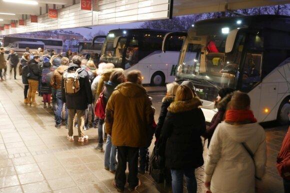 Vilniečiai plūsta į Kauną: nemokami bilietai išgraibstyti akimirksniu
