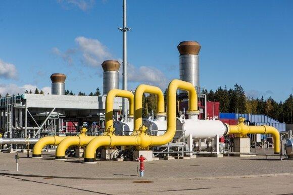Jauniūnų dujų kompresorių stotis