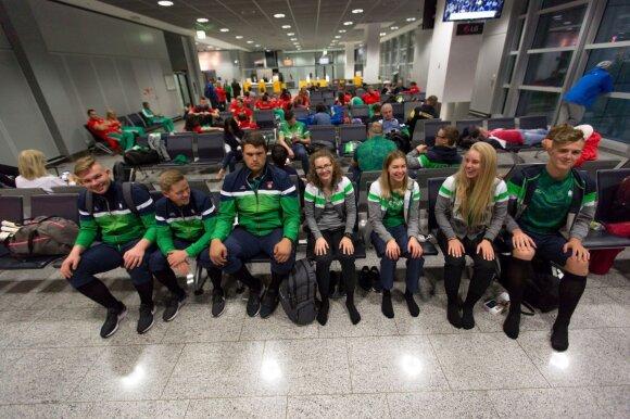 Lietuvos jaunimo olimpinė rinktinė