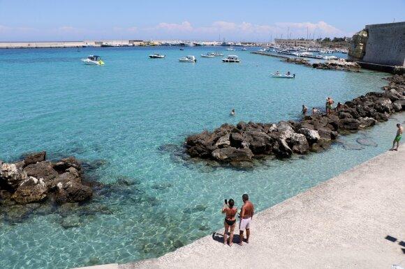 Kelionių išsiilgusiems lietuviams: norintys pažinti pietų Italiją, gali iš anksto pradėti ruoštis atostogoms