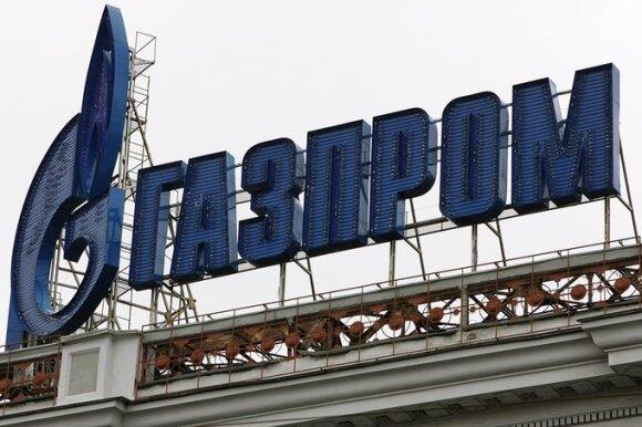 """V.Milovas: """"Gazprom"""" šiuo metu užima strateginio atsitraukimo poziciją"""