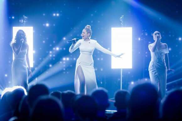 1st 1st Eurovision Semifinal: 4 fortunate were taken to the finals