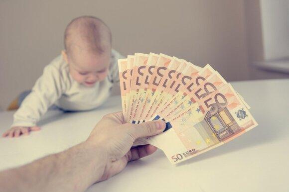 Pajamų nelygybė tampa išskirtiniu Lietuvos bruožu: šimtai tūkstančių žmonių priversti išgyventi už apgailėtiną sumą