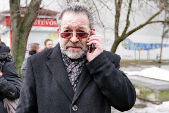 """Палецкис пригласил коллегу из Латвии посмотреть на """"почитателей фашизма"""""""