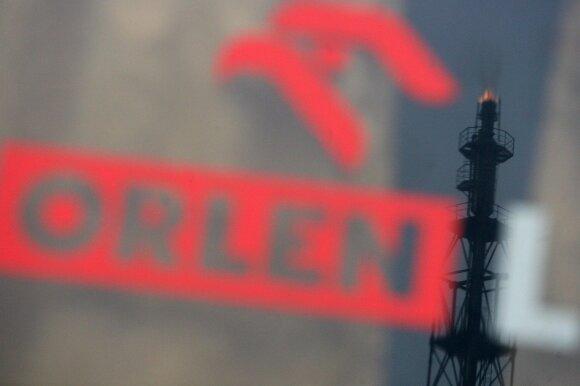 """Šaltiniai: """"Orlen Lietuva"""" į Lietuvą įsivežė užterštos rusiškos naftos"""