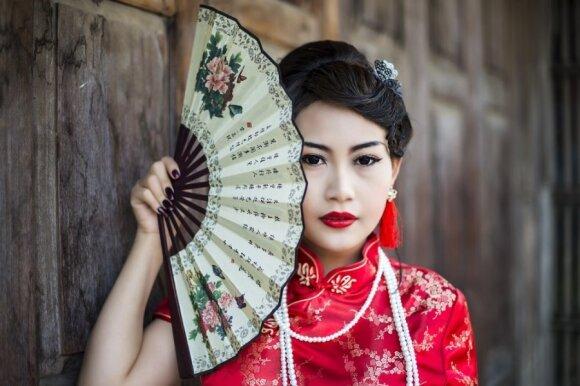 Protu nesuvokiama grožio samprata Kinijoje