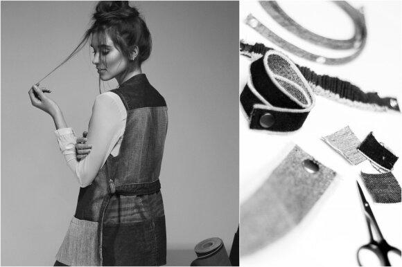 Suteikti antrą gyvenimą: dizainerė paaiškino, kaip lengvai atnaujinti senus drabužius