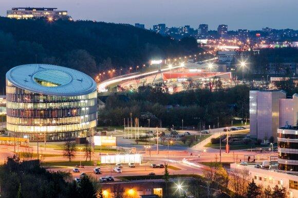 Pasaulinio banko grupės ekonomistas: Lietuva – tarp turtingųjų pasaulio šalių