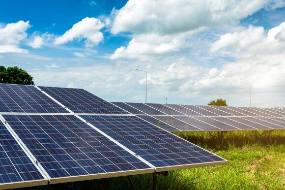 """Brangiausias DNR plano projektas: keturios didelės """"baterijos"""" už 105 mln. eurų"""