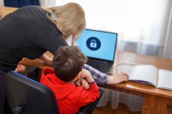 6 praktiniai patarimai, kaip išmokyti vaiką valdyti laiką prie kompiuterio