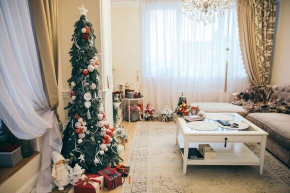 Namų duris pravėrusi Natalija Bunkė parodė netradicinę eglutę: daugelis prašo net parduoti