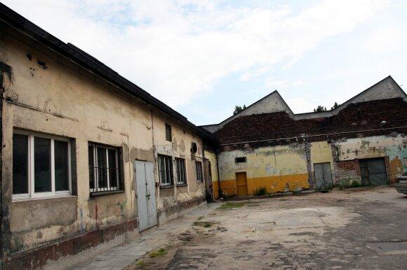 Oskaro Šindlerio fabrikas.