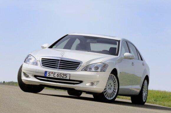 Mercedes-Benz S 320 CDI (2008 m.)