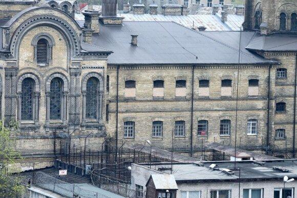 Luiškių tardymo izoliatorius-kalėjimas