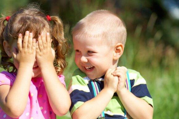 Kaip auklėti 3-5 m. vaiką ir kokias jo savybes lavinti
