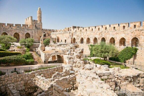 Jeruzalės sindromas: laukiasi Jėzaus, gydo akluosius ir rengia Paskutinę vakarienę