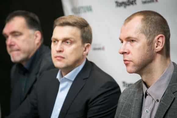 D. Adomaitis dėl Lietuvos rinktinės senbuvių nenuogąstauja: situacija – tikrai ideali