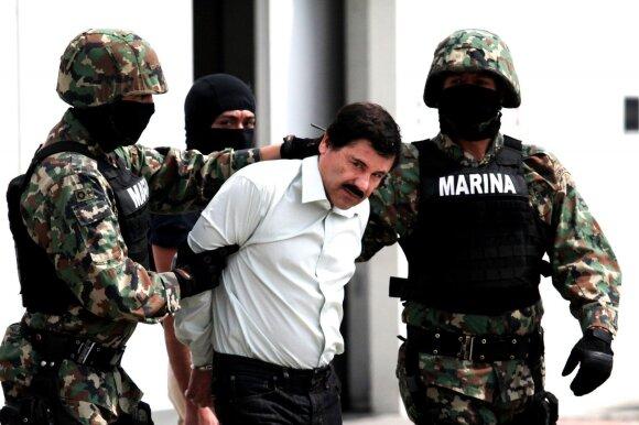 Joaquín Guzmán El Chapo
