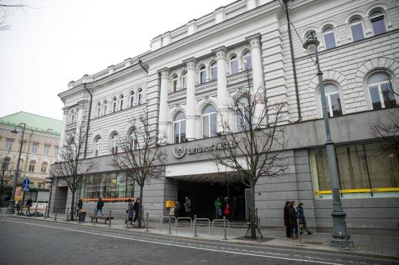 """Šaltiniai: Vilniaus centrinį paštą turėtų įsigyti """"Lords LB"""" fondas"""