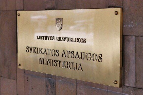 Ministerijos antausis: gyvybę gelbstinčių tyrimų galima ir palaukti