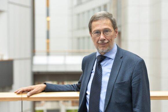 Liudas Mažylis (Europos Parlamento nuotr.)