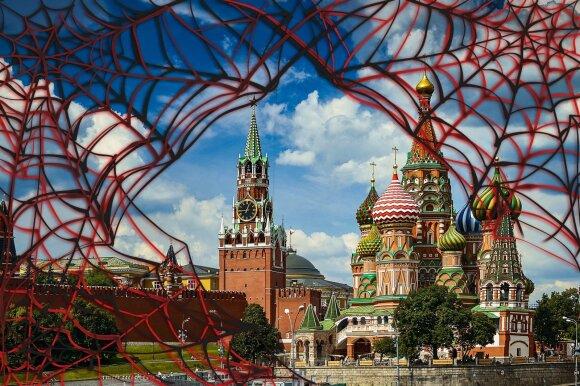 Rusijos scenarijus 2050-iesiems: Baltijos šalims teks rinktis