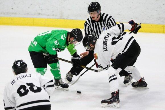 """Kaunas Hockey"" ir ""Hockey Punks"" akistata"