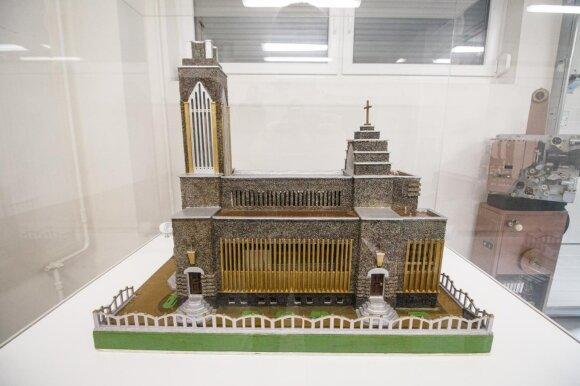 Pirmą kartą kauniečiams atvėrė muziejaus saugyklos duris