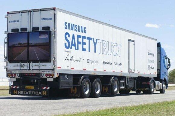 "Priemonė ""Safety Truck"""