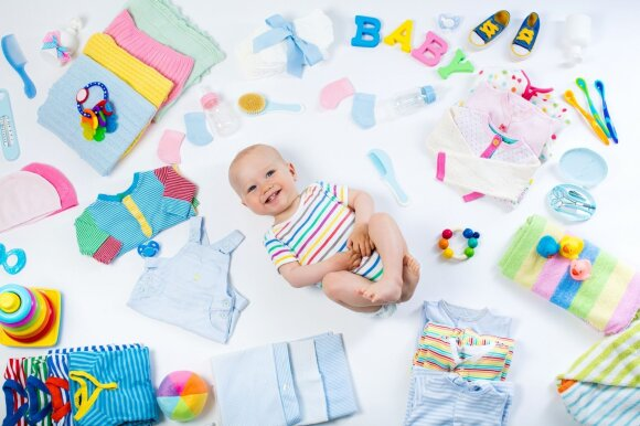 Įvairių šalių tradicijos kelia šypseną: ką dovanoja moterims, ką tik pagimdžiusioms kūdikį?
