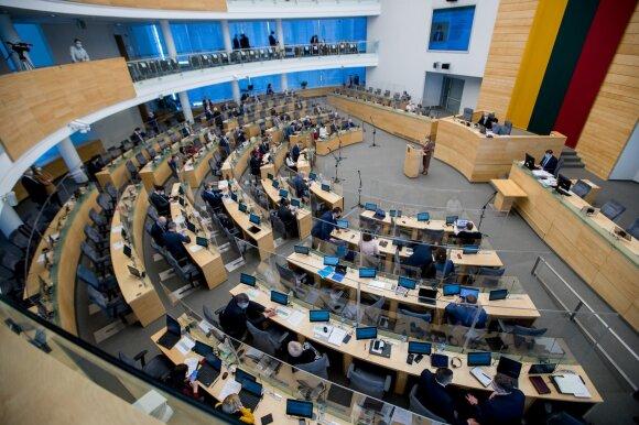 Naujausi reitingai: keičiasi parama Šimonytei ir jos vadovaujamai Vyriausybei