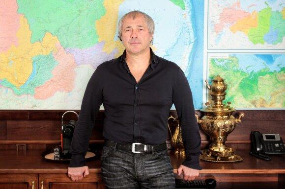 Sergėjus Studennikovas / Foto: Krasnoe & Beloe