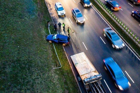 Ką turite žinoti, jeigu į eismo įvykį patekote užsienio šalyje