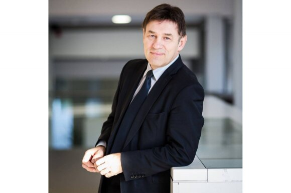 Juozas Augutis (Remigijus Ščerbauskas nuotr)