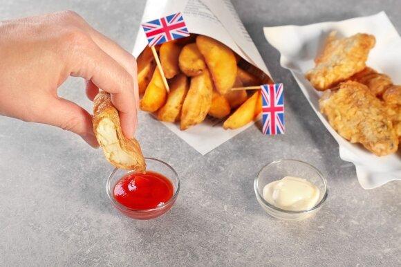 """""""No-Deal"""" dieta: ką valgytų britai, jei """"Brexit"""" nutrauktų prekybą"""