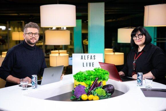 Alfas Ivanauskas,  Elžbieta Monkevič