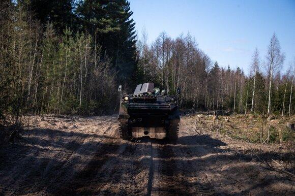 Šimtai imliausių protų renkasi Rukloje: kurs sprendimus, kurie keis ir tobulins gynybos sektorių