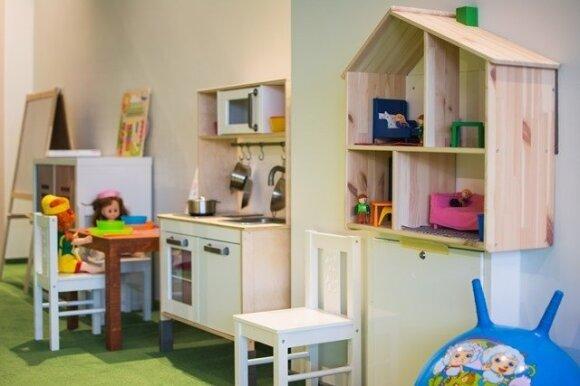 Specialistės patarimas tėvams: ką reikia žinoti apie žaidimų kambarį