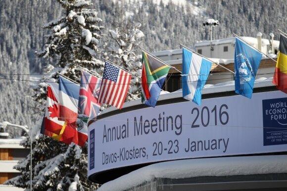 Pasaulio ekonomikos forumas 2016 m.