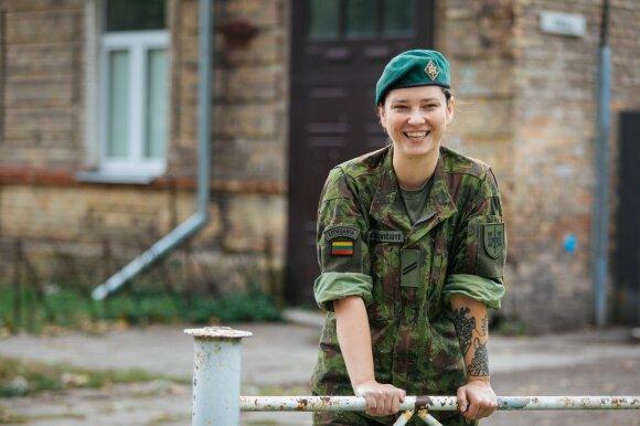 Единственная женщина-сапер в Литве: есть одно главное правило