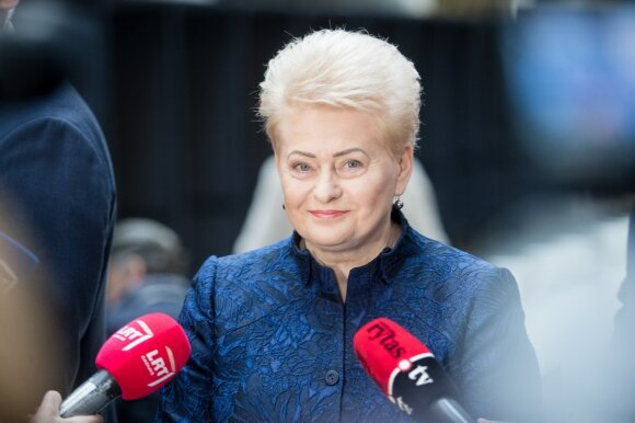 10 unreported moments: Grybauskaite's diplomacy behind-the-scenes