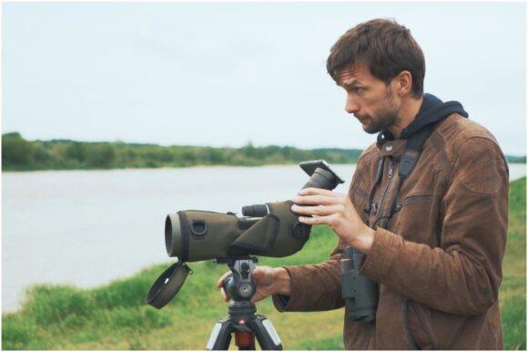 Ornitologas Gediminas Petkus
