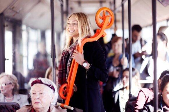 Šiuolaikinį transportą miestiečiams kuriantis lietuvis savo idėją įgyvendino Šveicarijoje