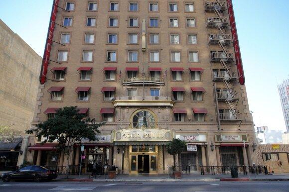 viešbutis Cecil