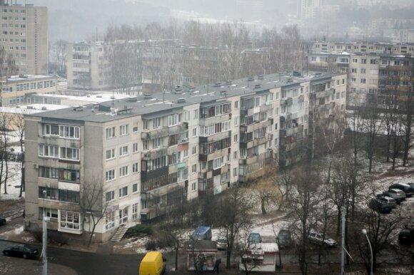 Paskaičiavo, kiek reikia uždirbti, norint įsigyti butą viename populiariausių sostinės rajonų