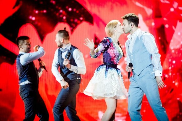 Route to Yuri Veklenko Solo: Two times to Eurovision, Group of Boys, and Dream of the Tenth