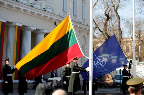 15 metų narystės NATO sukakties minėjimas
