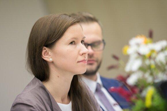 Aplinkos viceministrė Rėda Brandišauskienė