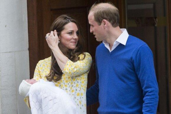 Paaiškėjo, kiek kainavo princesės Charlotte rūbeliai